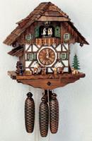 Schneider 8 Day Chalet Cuckoo Clock 8TMT 5483/9