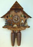 Schneider  8 Day Chalet Cuckoo Clock 8T 314/9