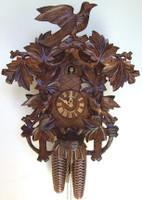 Schneider Birds & Leaf 8-Day Cuckoo Clock  8T 1472/11