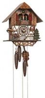 Schneider 1 Day Chalet Cuckoo Clock - MT 764/10