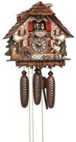 Schneider 8 Day Chalet Cuckoo Clock 8TMT 701/9