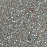 Roll - Silver Sparkle Canvas