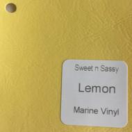 Sheet - Lemon Marine