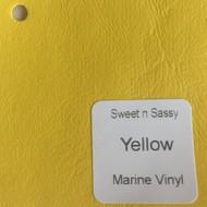 Sheet - Yellow Marine