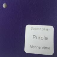 Sheet - Purple Marine