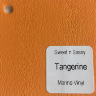 Sheet - Tangerine Marine