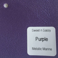 Sheet - Purple Metallic