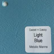 Sheet - Light Blue Metallic