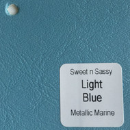 Roll - Light Blue Metallic