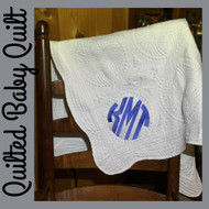 Heirloom Baby Quilts
