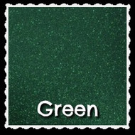 Sheet - Green Sparkle Mirror