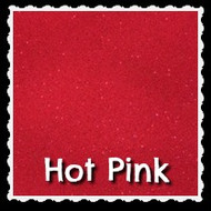 Sheet - Hot Pink Sparkle Mirror