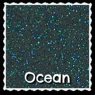 Roll - Ocean Sparkle Mirror