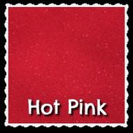 Roll - Hot Pink Sparkle Mirror
