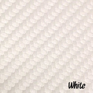 Sheet - White Textured Marine Vinyl
