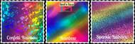 Rainbow Vinyl Sheet