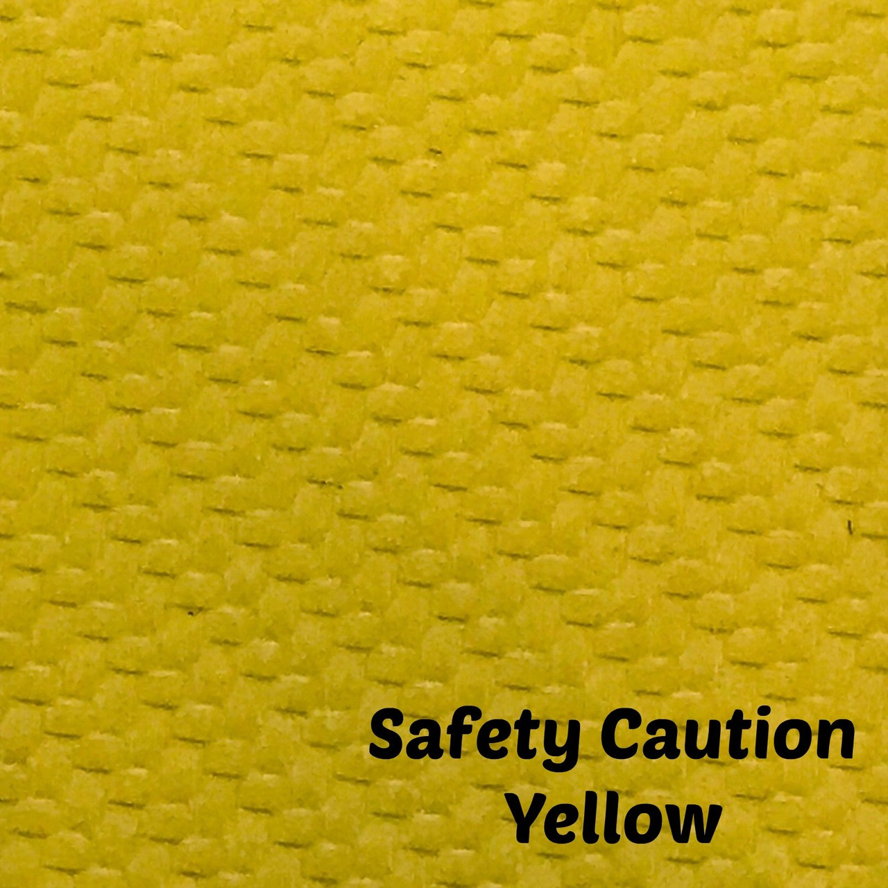 Roll Safety Caution Yellow Textured Marine Vinyl Sweet N Sassy