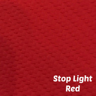 Roll - Stop Light Red Textured Marine Vinyl