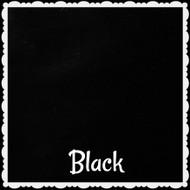 Sheet - Wet Look Pleather Black