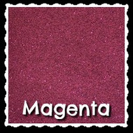 Sheet - Magenta Sparkle Mirror Vinyl