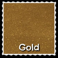 Sheet - Gold Sparkle Mirror Vinyl