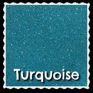 Sheet - Turquoise Sparkle Mirror Vinyl