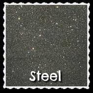 Sheet - Steel Sparkle Mirror Vinyl