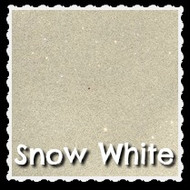 Sheet - Snow White Sparkle Mirror Vinyl