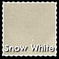 Sheet - Snow White Sparkle Mirror Vinyl