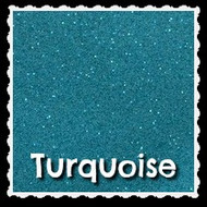 Roll - Turquoise Sparkle Mirror Vinyl