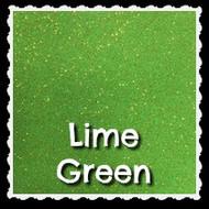 Roll - Lime Green Sparkle Mirror Vinyl
