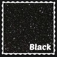 Roll - Black Sparkle Mirror Vinyl