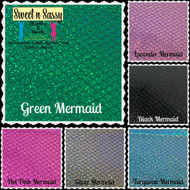 Mermaid Vinyl Sheet