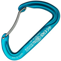 Kong Argon F Anodized Wire Gate Cyan