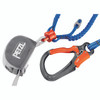 Optimal comfort, thanks to EASHOOK carabiners and to retractable arms equipped with anti-twist system