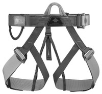Petzl Pandion Harness Black (New 2019)
