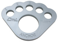 CMI RIGPLAT1NFPA Bearpaw Rigging Plate