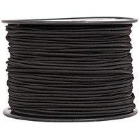 "Bungee Cord - 1/8"" - black"