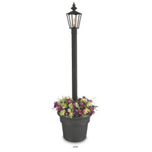 Citronella Planter Lantern - Black - CD