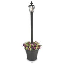 Islander - Citronella Planter Lantern - Black