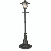 Cape Cod Electric Patio Lamp - Black Base