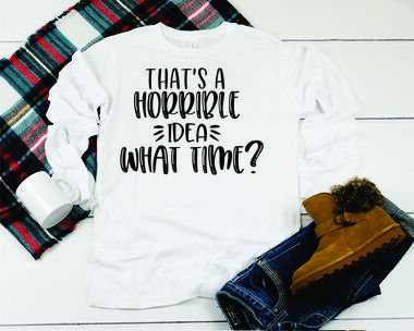 Our beautiful screen printed tee tells your story!! Our tees are unisex and are true to size.