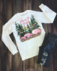 OUR CHRISTMAS SHIRTS ARE THE BEST BECAUSE THEY INCLUDE YOUR MONOGRAM!  SHOW OFF YOUR STYLE AND FUN WITH ONE OF OUR DIGITALLY IMPRINTED, SOFT AS BUTTER SHIRTS!  THESE SHIRTS ARE UNISEX AND ARE NOT FITTED.  TRUE TO SIZE FIT.