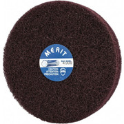 "Merit Abrasives - Buffing Wheel - 5"" dia 3 Ply Medium Abrasotex Disc Wheel"