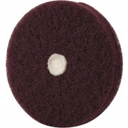 "Merit Abrasives - Buffing Wheel - 4"" dia 2ply Vfine Abrasotex Disc Wheel"