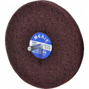 "Merit Abrasives - Buffing Wheel - 5"" dia 2ply Medium Abrasotex Disc Wheel"