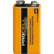 Duracell® - Batteries & Battery Chargers - Size 9v, Alkaline, Standard Battery