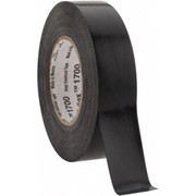 """3M™ - Electrical Tape - 3/4"""" x 60', Black Polyester Film Electrical Tape - CA of 12 RL"""