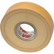 """3M™ - Electrical Tape - 3/4"""" x 60', Yellow Cotton Cloth Electrical Tape"""