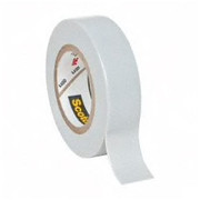"""3M™ - Electrical Tape - 1/2"""" x 20', Gray Vinyl Electrical Tape - CA of 6 RL"""